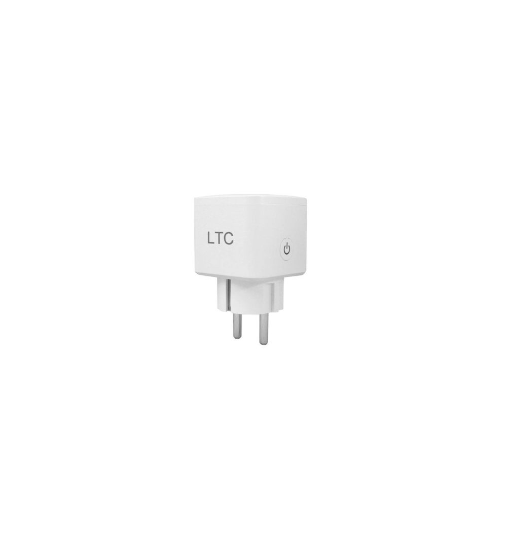 WIFI LTC remotely controlled network socket
