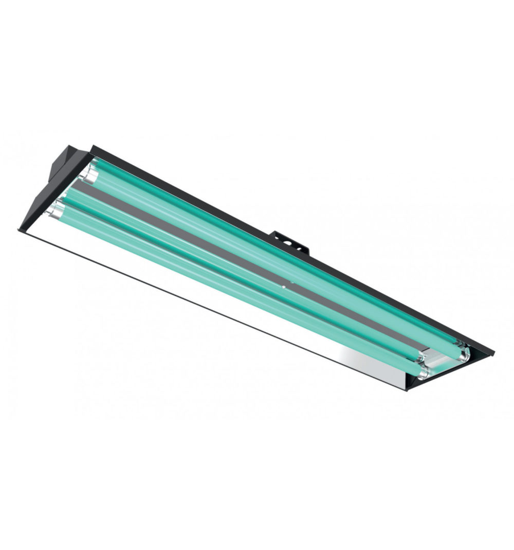 2x30W UV Direct lamp for disinfection