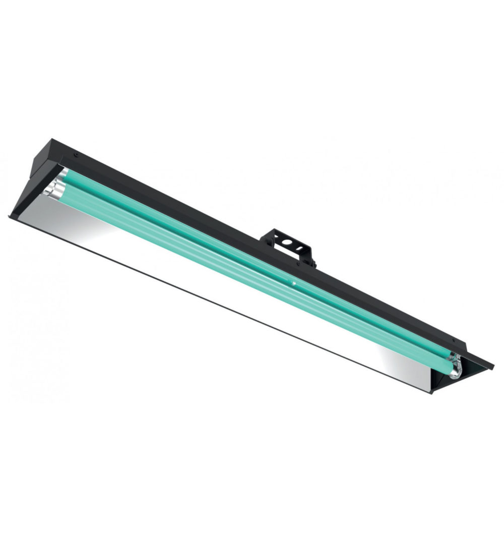 1x55W Direct MAX UV lamp for disinfection